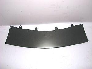 Full carbon fiber front chin bumper splitter lip fit Lamborghini gallardo LP560