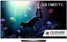 LG Electronics OLED65B6P Flat 65-Inch 4K Ultra HD Smart OLED TV 1 Yr Mnf Warnty