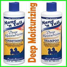 Pet Horse Mane n Tail Shampoo and Conditioner Supreme Products Horses Combo Deal