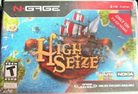 N-Gage High Seize - factory sealed! NEW!