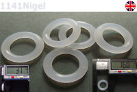 16mm OD  3.1mm CS O Rings Seal Silicone VMQ Sealing O-rings Washers