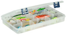 Plano ProLatch 3700 Utility StowAway Box - Large Customizable Fishing Tackle BOX