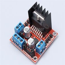 L298N Dual H Bridge Stepper Motor Driver Controller Board Arduino PIC 2A 5V-35V