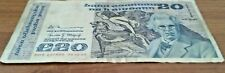 £20.00 irish Bank Note