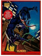 VENOM 1994 Marvel Masterprint National Sports Convention Promo Masterpieces RARE