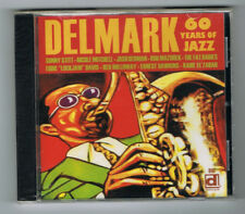 ♫ - DELMARK - 60 YEARS OF JAZZ - CD 12 TITRES - NEUF NEW NEU - ♫