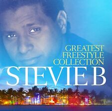 CD Stevie B Greatest Freestyle Collection 2CDs