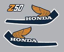 HONDA Z50 1977 Tank  Decals & Sidecover Logo