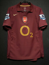 2006 Arsenal Home Shirt soccer jersey Henry #14 All Sizes By Nike