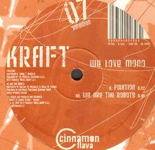 KRAFT - We Love Mono - Cinnamon Flava