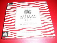 MINISTRY OF SOUND MARBELLA COLLECTION 2017 3 CD SET NEW SEALED