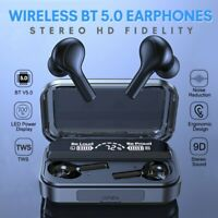 Bluetooth 5.0 Earbuds Wireless Earphones TWS Stereo Noise Cancelling Headphones
