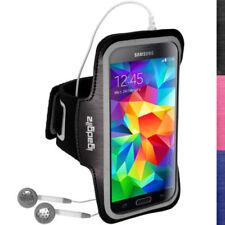 Fascia da braccio Per iPhone 7 con velcro con controlli accessibili per cellulari e palmari