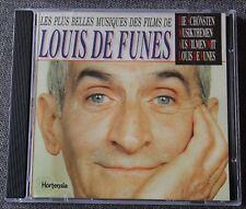 Les plus belles musiques des films de Louis De Funes, Musique de film / ost , CD