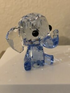 Dreamy The Elephant Swarovski Figurine Collectable Ornament Missing Butterfly