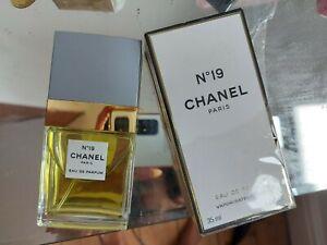Chanel No 19 Eau De Perfum Perfume 35ml with Box