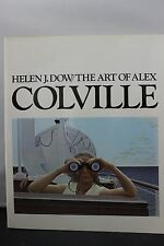 Vintage Realist Art Rustic Landmarks Wildlife Illustrated Alex Colville Book