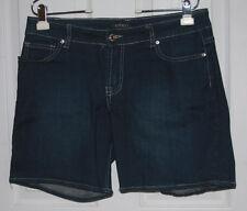 Buffalo David Bitton Blue Jean Shorts Women's 29 Cotton Blend Stretchy
