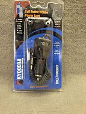 Cell Phone Mobile Power Cord Wire for Kyocera 2035 2035A, 2135, 2255 NIP