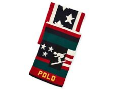 """Polo Ralph Lauren knitted """"Suicide Ski"""" Scarf"""