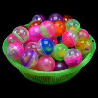 10x 45mm plastic balls capsules toys with different small toy vending machine JK