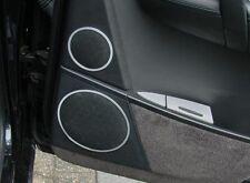 Porsche Cayenne 955 Turbo S WLS GTS V6 VR6 alu trim ring interni loudspeaker