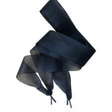 110 cm longitud 4 cm ancho sedas Zapatos Planos  Cordones Cinta De Raso