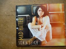 SONIA LEIGH: Mad hatter: 2017 Clean CD 11 trks