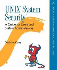 Addison-Wesley Professional Computing Ser.: Unix System Security : A Guide.