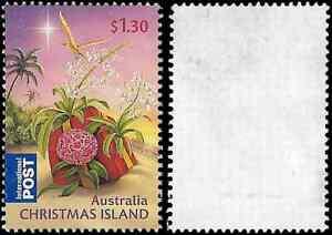 Chrismas Island - Australia - Selection of Father Xmas Series Stamps - USED