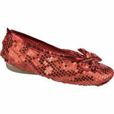 Dorothy Ruby Slipper Shoe Covers - Wizard of Oz -One size fits teens and adults