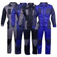 Men's Coveralls Boiler Suit Overalls For Warehouse Garages Workers Mechanics