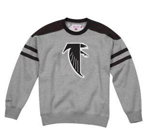 Mitchell & Ness Atlanta Falcons NFL Post Season Run Men's Crew Sweatshirt …