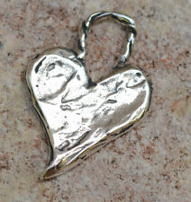Love Heals Your Heart Artisan Sterling Silver, H-608