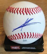 Andres Giminez signed ROmL Baseball - New York Mets - #1 Prospect