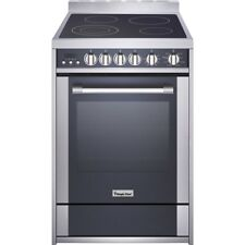 "Magic Chef Freestanding Oven Mcsre24S 24"" 2.2 cu. ft. Electric Range with"