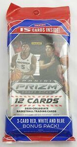 2020/21 Panini Prizm Draft Picks NBA Basketball card Multi Cello Pack BRAND NEW