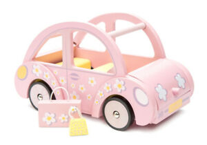 Brand New Le Toy Van Sophies Wooden Car Toy Sophie's
