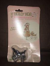 Durham Miniature Dollhouse Carriage Spins Die Cast Metal Toy Holly Hobbie No 17
