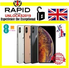 UNLOCKING SERVICE FOR EE UK UNDER 6 MONTHS IPHONE XS XS MAX AND XR
