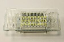 BMW FOOTWELL TRUNK BOOT LUGGAGE GLOVE BOX CANBUS 24 LED LAMP BULB