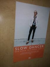 POSTERS by SLOW DANCE in a mood For the bands tour promo album cd *