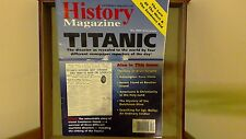 "History Magazine ""Titanic"""