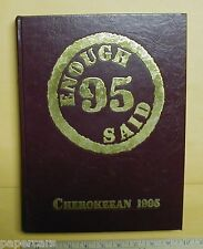1995 Gaffney High School Yearbook Cherokee County South Carolina SC