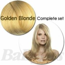 "Babyliss Golden Blonde Styleable Clip In Hair Extension Set - 18"" 18 inch"