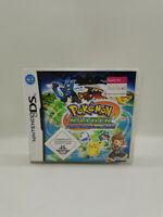 Spiel - Pokémon Ranger: Finsternis über Almia - Nintendo DS - OVP mit Anleitung