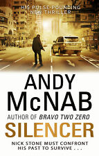 Andy McNab - Silencer: (Nick Stone Thriller 15) (Paperback) 9780552161428