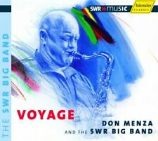 Don Menza - Voyage [CD]