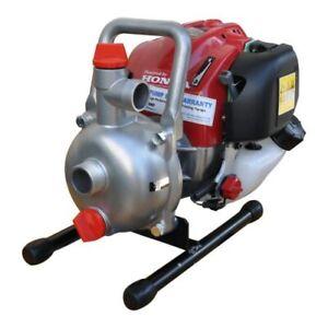 HONDA / AUSSIE QP1 1 INCH Portable Petrol Powered Water Transfer Fire Pump
