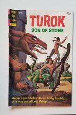 Turok Son Of Stone No. 89 1974 Western Publishing